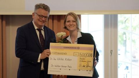 Seippt-Preis für Ulrike Kister