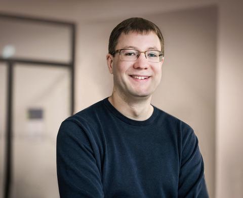 Portrait Dr. Nils Asmussen