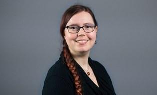 Portrait von Franziska Kahlert