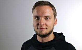 Portrait von Joachim Staib