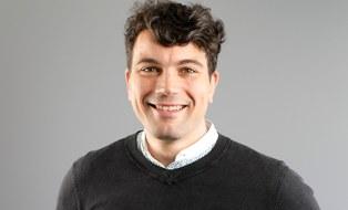 Portrait von Nico Hoffmann