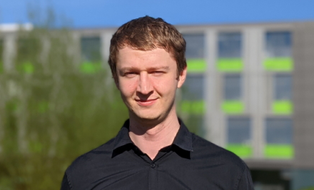 Portrait of Sebastian Vogt
