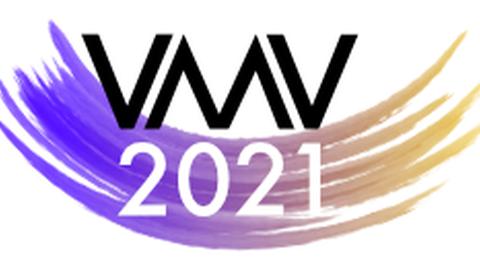 Logo of the VMV 2021