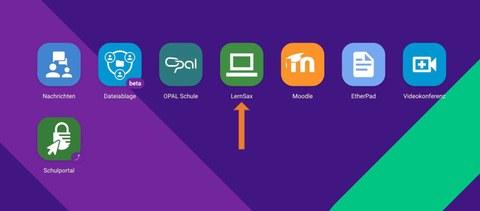 Plattform LernSax