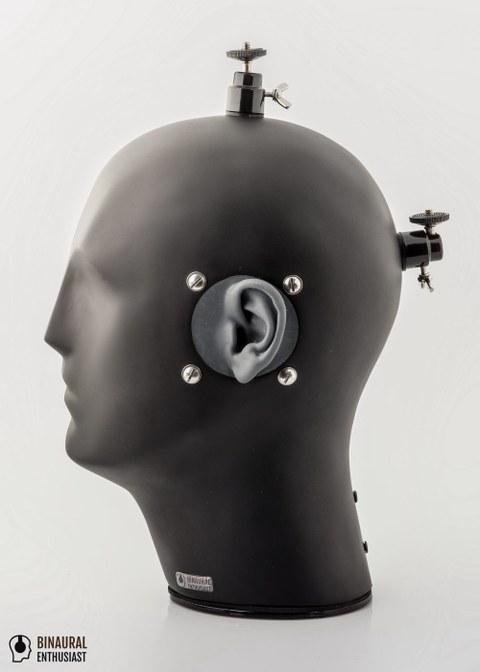 B1-E Dummyhead binaural microphone
