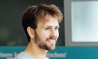 Mitarbeiterfoto Tobias Günther