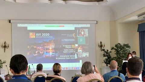 Eröffnung AVI 2020