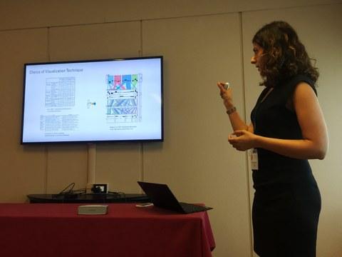 Präsentation Zana Vosough