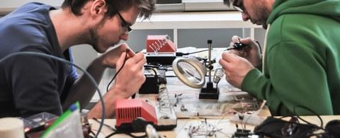 Arbeiten mit Arduino und Sensoren