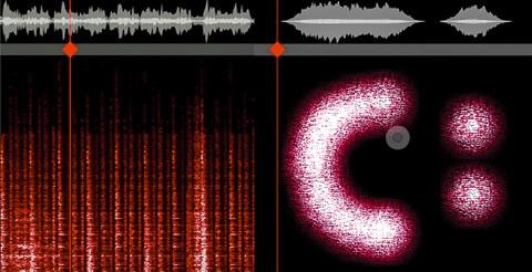 VisualAudio - bildbasierte Manipulation