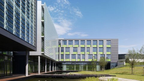 Informatik Fakultät Dresden, Teich 2006