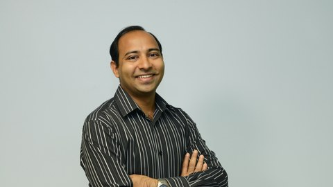 Portrait Prof. Kumar