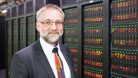 Portrait Prof. Nagel
