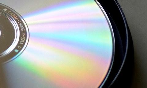 Interferenzfarben CD-ROM