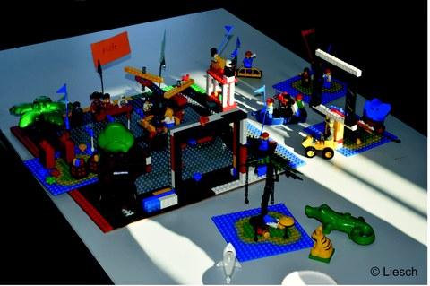 Lego-Gesamtlösung