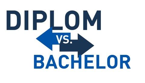 Diplom vs. Bachelor