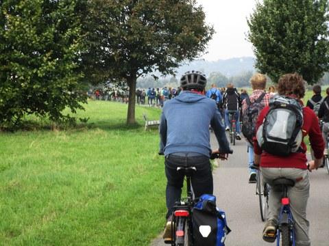 ESE-Radtour