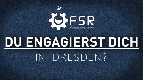 Du engagierst dich in Dresden? Dann könnte dich der Artikel interessieren!