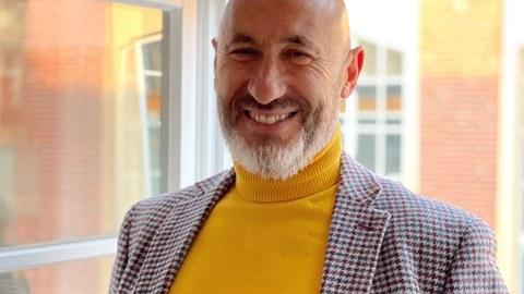 Professor Antonio Hurtado