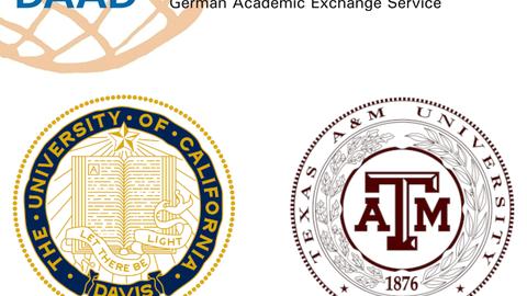 Logos des Deutschen Akademischen Auslandsdienst und der geförderten Institute