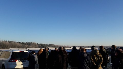 Exkursion Senftenberg