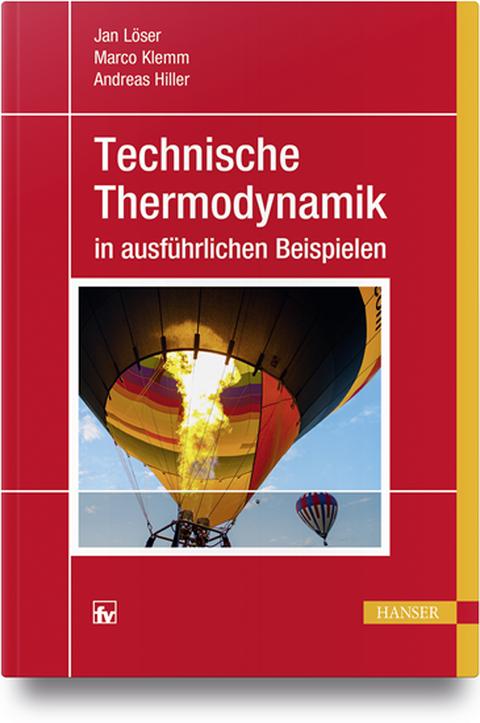 """Buch""""Technische Thermodynamik"""""""