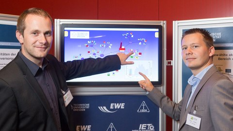 RVK auf Saxony Energy Submit