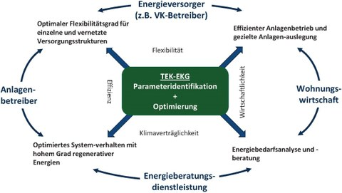 TEK-EKG Kreislauf
