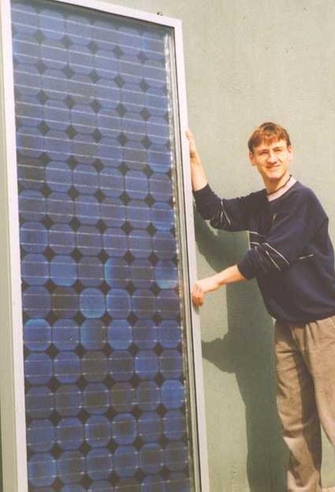 Foto Photovoltaik