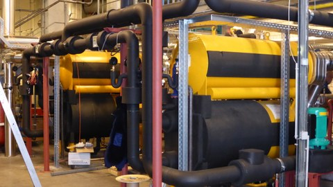 EnEff: Wärme: Feldtest AKT für KWKK