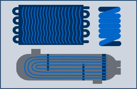 Icon Wärmeübertrager