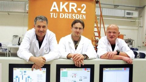 AKR-2 - Mitarbeiter