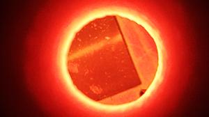 Foto Energie rot