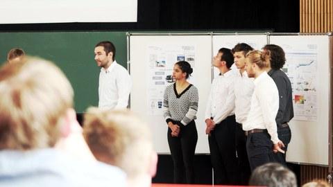Foto von Studierenden