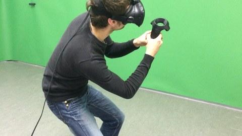 VR-Schweißlabor
