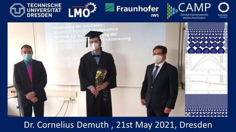 PhD Defense Demuth
