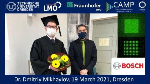 PhD Verteidigung Mikhaylov