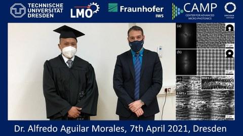 PhD Verteidigung Morales