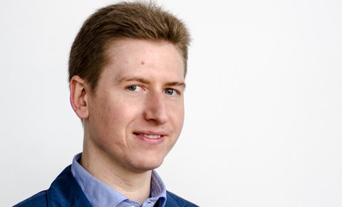 Portrait von Adrian Ehrenhofer