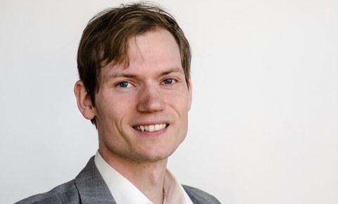Portrait von Martin Sobcyk