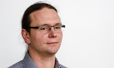 Portrait von Dr.-Ing. Martin Hofmann