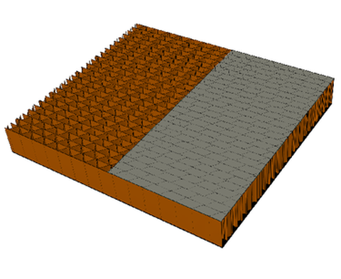 Project paper-metal sheet composites II