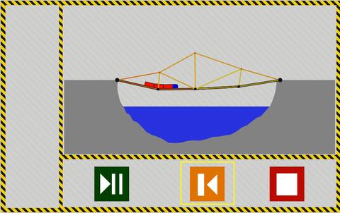 Brückensimulation