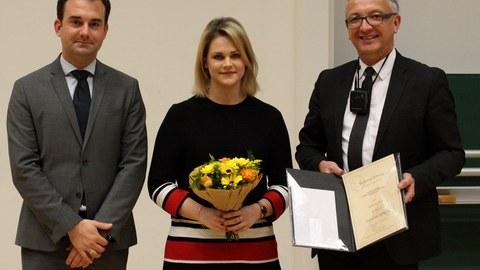 Verleihung des Preises der Teekanne-Stifung 2018