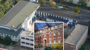 Außenansichten der Gebäude Zeunerbau und Marschnerstraße