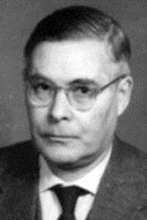 Portrait von Arthur Weigand
