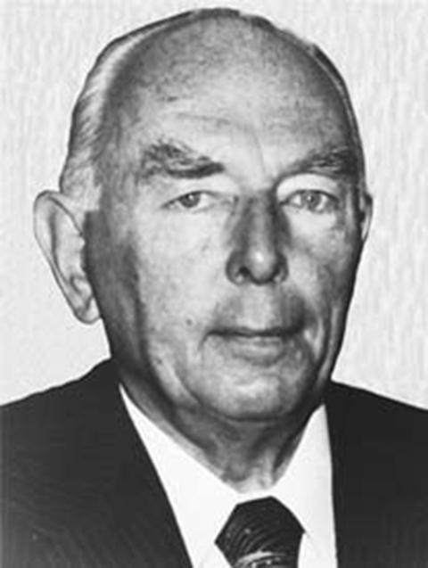 Portrait von Heinz Neuber