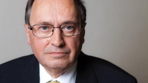Nachruf auf Professor Wolfgang Klöden