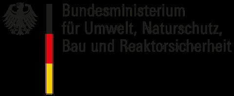 Logo Bundesministerium für_Umwelt,_Naturschutz, Bau und Reaktorsicherheit