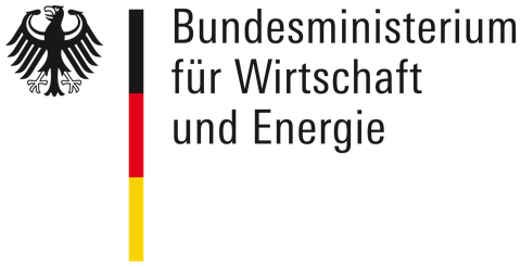 Logo of the Federal Ministry of Economic Affairs and Energy